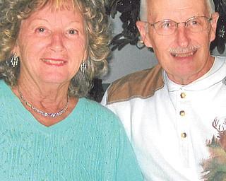 Mr. and Mrs. Elden Helmick