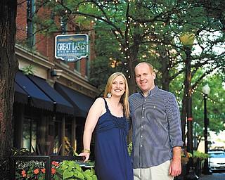 Colleen Ogan and Patrick McGuire