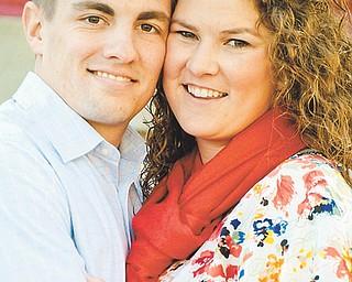 Matt Brown and Lauren Thompson