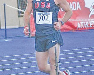 Boardman native Michael Mannozzi will compete at the 10K race walking nationals in Albany, N.Y., on June 2, a tune-up for the 20K Olympic trials in Eugene, Ore., 28 days later.