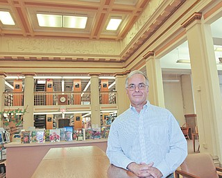 A reception is planned today at the Poland Library branch for Carlton Sears, who retires in July as director of the Public Library of Youngstown and Mahoning County. He has served as director for 15 years and has orchestrated many upgrades to the 16-branch library system.