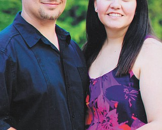 Michael McAllister and Gina Sahli
