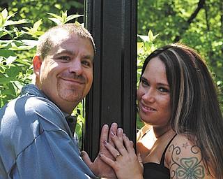 Lewis Trebella III and Adrienne Dama