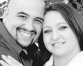 Michael Nicosia and Melissa Eggleston