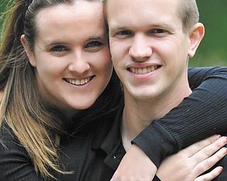 Colleen Bundy and Daniel Mayeux