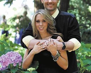 Amanda Bishop and Jesse Lovell