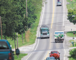 Work to remove and replace contaminated soil under and beside U.S. Route 224 from Stymie to Lowellville roads should begin soon. In 1983, a tanker truck tipped and dumped about 1,000 gallons of a chemical onto the road and into nearby yards.