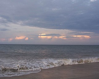 Here's a photo taken in Outer Banks, N.C., by Victoria Allen.