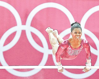 U.S. gymnast Gabrielle Douglas made Olympic history Thursday with a gold-medal performance in the artistic gymnastics women's individual all-around competition in London. The 16-year-old became the first African-American Olympic all-around champion and the fourth American woman and third consecutive American to win the all-around, after Mary Lou Retton in 1984, Carly Patterson in 2004 and Nastia Liukin in 2008.