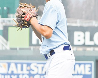 Kyler Fedko, 12, of Gibsonia, Pa., a member of the Struthers-based Ohio Glaciers 12U team, was one of three finalists in the 11-12 age group to advance to the national  Hit, Pitch & Run competition July 9 in Kansas City. There, Kyler hit, pitched and ran his way to the national title and  a seat at the 2012 MLB All-Star Game on July 10.