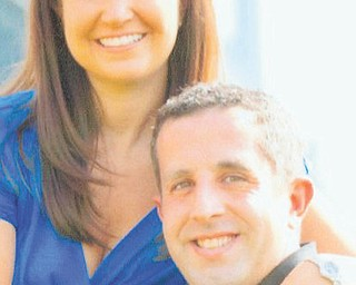 Camie O'Brian and Mark Costanzo