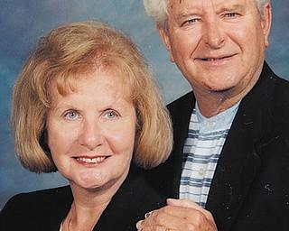 Mr. and Mrs. James W. Butler Sr.