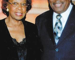 Mr. and Mrs. Samuel Henderson