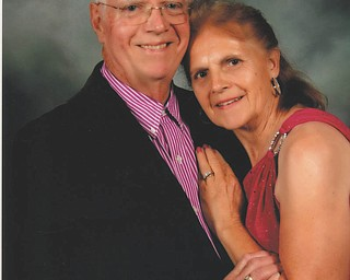 Mr. and Mrs. Kenneth O'Brock