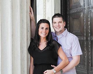 Stephanie DeSalvo and Mark Cichanski Jr.