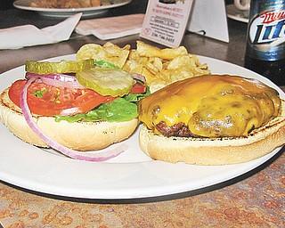 The Lemon Grove's Whiskey Burger