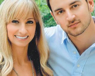 Nicole Hart and Dominic Giudici