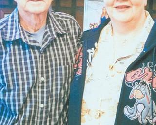 Mr. and Mrs. Gene Mason