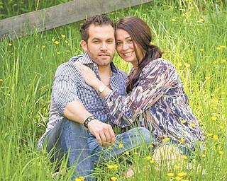 Francesco Taormina and Leah Stevens