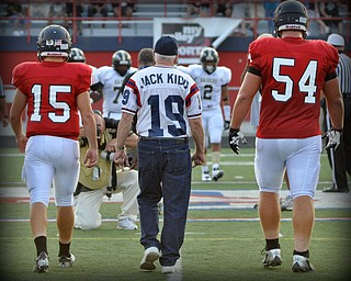Austintown Fitch Captains # 54 Billy Price and #15 Matt Futkos with Special Guest Jack Kidd