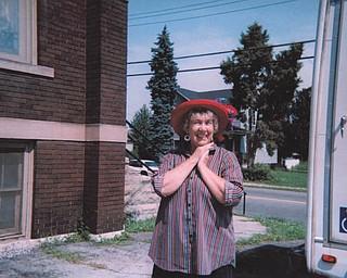 Donna Stevens of Newell, W.Va.