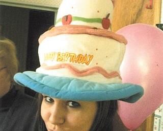 Happy birthday, Karina Betts of Austintown.
