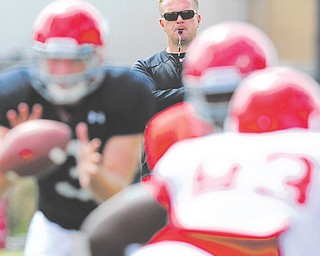 Under head coach Eric Wolford, the Youngstown State football players have gone from being competitive for a half (against PSU) or three-quarters of a game (against Michigan State) to believing that they have a chance to pull the upset on Saturday at Pitt.
