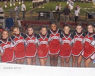 Clipper Cheerleaders