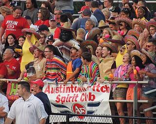 Fitch spirit club travels to Akron Hoban