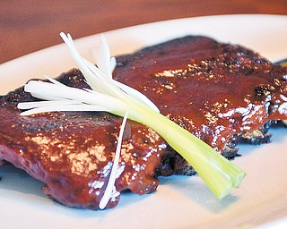 Blue Wolf Tavern - Barbecue Ribs