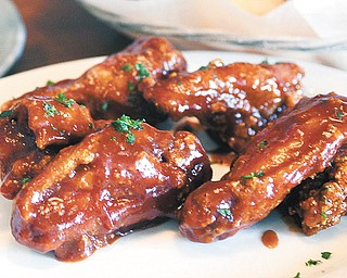 Blue Wolf Tavern - Barbecue Wings