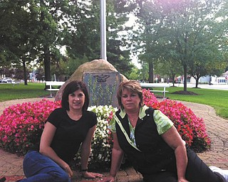 The sixth annual Fall Market on the Green will take place from 9 a.m. to 5 p.m. Saturday. Chairwomen for this year are Cari Gulas, left, and Debbie Shattuck. There will be 135 vendors with merchandise ranging from crafts and antiques to seasonal decorations and fresh produce. Artwork by local artists will be available, and an area for games and entertainment will be provided for children. There also will be a 50-50 raffle. The vendors' fees are used to fund three scholarships annually for Canfield High School graduates. Seniors may compete by writing an essay. Fifty percent of this year's proceeds will be donated to the family of Jimmie Jarvis to help defray medical expenses as he recovers from a motorcycle accident.