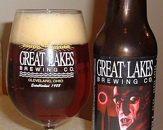 Cleveland's own Great Lakes Brewing Co. has a creative way of getting their October beer noticed. Great Lakes Nosferatu is a strong ale that celebrates the supernatural.