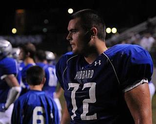 Jared O'Hara- Hubbard Eagles Varsity Guard