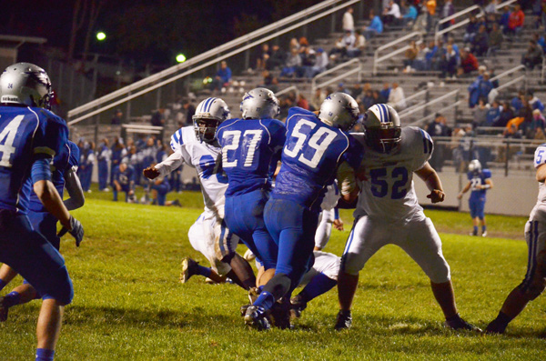 Hubbard vs. East Liverpool