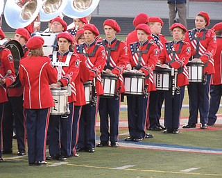 Austintown Fitch drumline