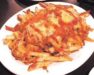 Mojos cheesy fries