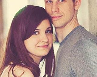 Danielle McEvey and Kyle Hoffman