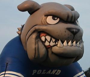 NICK MAYS l THE VINDICATOR  howland vs poland 10052012 Poland, Ohio