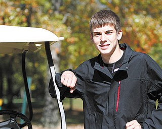 Newton Falls golfer Logan Beechy will compete at the Division II state golf tournament beginning today.