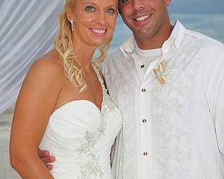 Courtney Pilch and Vito Abruzzino