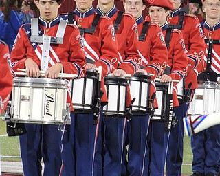 Snares of Fitch drum line