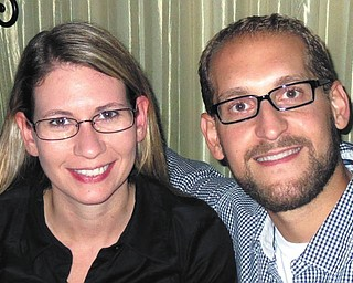 Stacie L. Tackett and Peter Klawitter