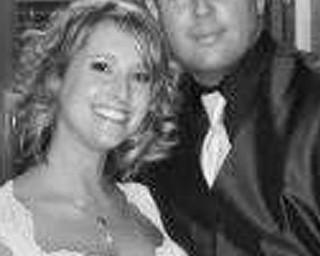 Jami White and Ryan Evans