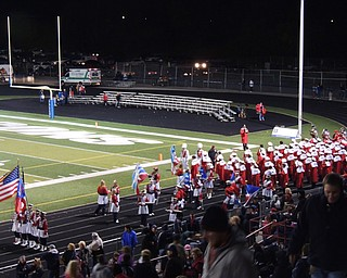 Fitch half time during senior night! Last regular season game before moving on the playoffs!