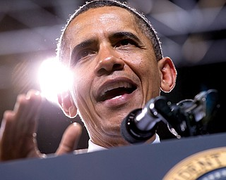 President Barack Obama rolled to re-election Tuesday night, vanquishing former Massachusetts Gov. Mitt Romney and prevailing despite a weak economy that plagued his first term.