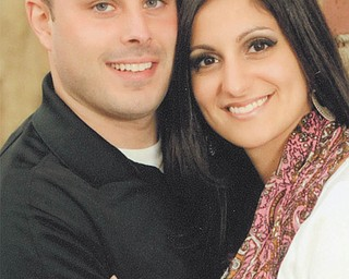 BRIAN DENTON AND CHRISTINA LIVERANI