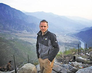 John Wendle, a Youngstown native, has covered the war in Afghanistan as a journalist.