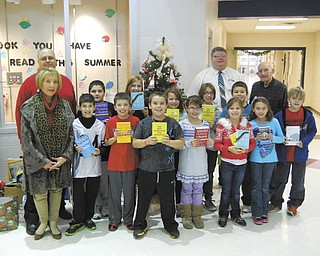 Rotary helps expand kids' vocabulary