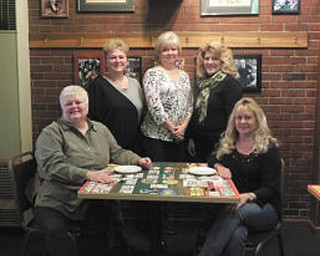 Warren Junior Women's League is preparing for its fourth annual Taste of Trumbull from 6 to 10 p.m. April 10 at McMenamy's Banquet Center, 325 Youngstown-Warren Road, Niles. Included in the planning are, from left, Cary Ann Koren, chairwoman; Kellie Pope and Kathy Moody, co-chairwomen; Karen Margala, club president; and Molly Halliday, chairwoman. Over 25 area restaurants will feature their signature dishes, and entertainment will be by Take II. There will be a 50-50 raffle, basket auction and cash bar. Tickets are $25 per person. For tickets contact Halliday at 330-980-6641. Proceeds will benefit the Life Enrichment Activities Program for children and young adults with mental and physical disabilities.